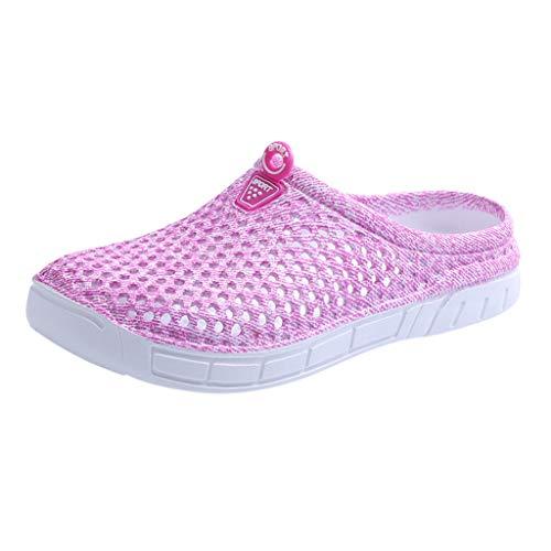 iHENGH 2019 Nuovo Ciabatte Pantofola Solido Moda Casual Estivo Donna Sandali Infradito Spiaggia Elegante Trasparenti Ragazza Estate Shoes Flat Women Fashion Summer