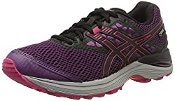Asics Women's Gel-pulse 9 G-tx Running Shoes, Purple (Pruneblackcosmo Pink), 7.5 Uk 41.5 Eu