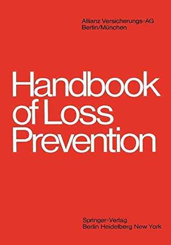 handbook-of-loss-prevention-edited-by-allianz-versicherungs-ag-published-on-november-2011