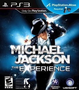 Michael Jackson The Experience - Playstation 3 by Ubisoft