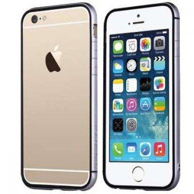 AE TOTU Evoque Slim Bumper TPU Case Cover for Apple iphone 6 PLUS / 6S PLUS - Grey