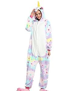 VineCrown Unicornio Pijama Animal Disfraces