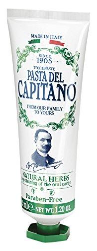 Pasta del Capitano 1905 Dentifricio Erbe Naturali, 25...