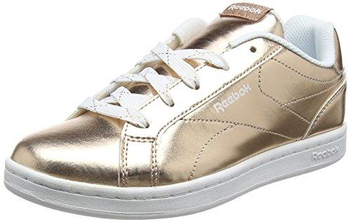Reebok CN1292, Scarpe da Ginnastica Bambino, Oro (Rose Gold Metallicwhite), 36 EU