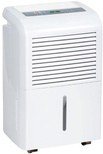 Remko Luftentfeuchter ETF 360, mobiler Bautrockner mit 36 Liter Tagesleistung und externem Kondensatablauf, weiß, Art.-Nr. 2068235