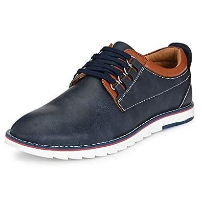 Centrino Men's 3323 Navy Sneakers-6 UK (40 EU) (7 US) (3323-02)