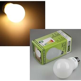 LED 2W Glühlampe E27 mit 32 LEDs 150lm warmweiß
