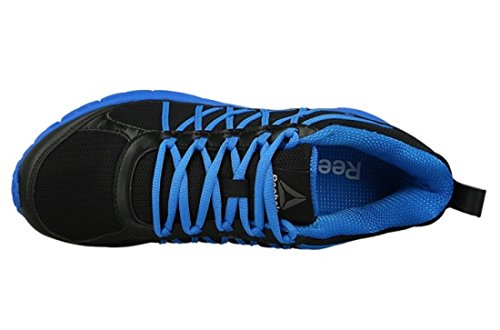 Reebok Bd5445, Sneakers trail-running homme Noir (Black/horizon E/pewter)