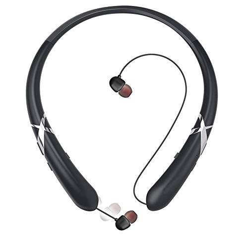 AOEIUV Auriculares inalámbricos Bluetooth Deportes Bluetooth Auriculares Auriculares con micrófono...