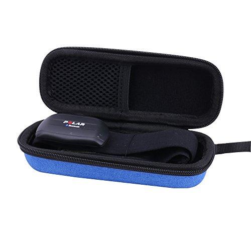 Hart Tasche Hülle für Polar H7/H10/Wearlink Herzfrequenz-Sensoren-Set/Herzfrequenzsensor Brustgurt by Aenllosi