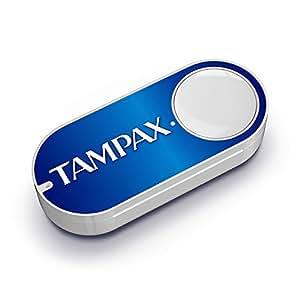 Tampax Dash Button