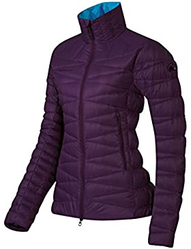 Mammut Miva Light IN Jacket Women (Down Jackets/Vests), color:velvet;size:S