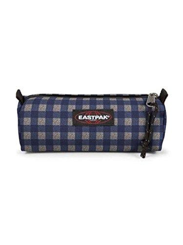 Eastpak , Sac à main porté au dos pour femme bleu Quadrettato blu