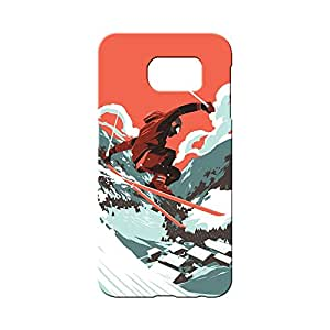 G-STAR Designer 3D Printed Back case cover for Samsung Galaxy S7 - G7810