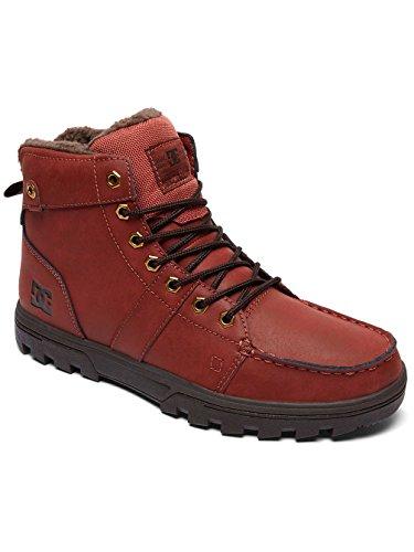 DC Shoes Woodland M Boot Bo1, Bottes Classiques Homme Brun