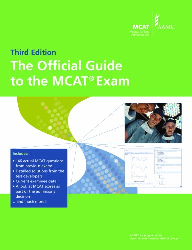 The Official Guide to the MCAT Exam, 3rd Edition