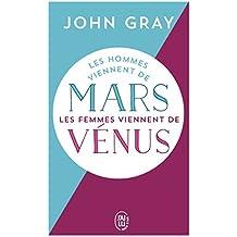 Les hommes viennent de Mars, les femmes viennent de Vénus (Modèle aléatoire)