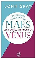 Les hommes viennent de Mars, les femmes viennent de Vénus (Modèle aléatoire) de John Gray