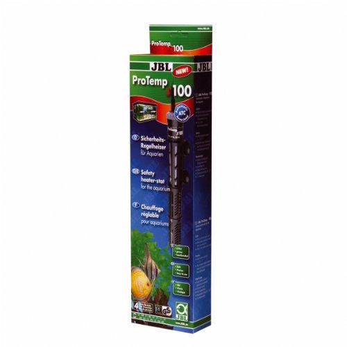 JBL ProTemp s100 Regelheizer für Süß- und Meerwasser-Aquarien, für 50 - 160 l