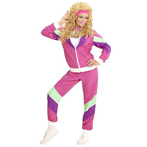 Widmann 80er Trainingsanzug, (80 Jahre Motto Kostüm)