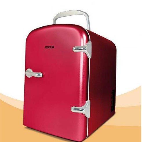 Mini Kühlschrank tragbar 4L–6Dosen für Auto…   08436020380266