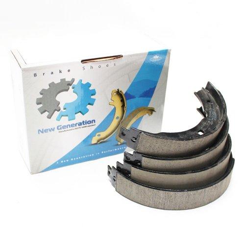 Preisvergleich Produktbild Original New Gen Bremsbacken–Teilenummer bscir04a