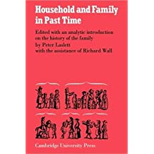 Household and Family in Past Times