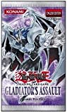 YuGiOh GX CCG Gladiator's Assault Booster Pack [Toy] [Toy]