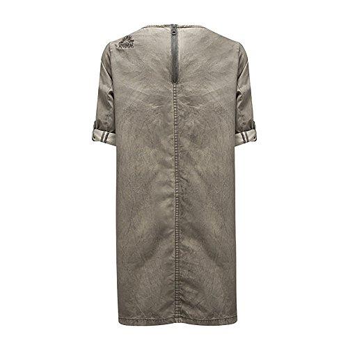Kleid Animal Swing Kleid Mid Grey
