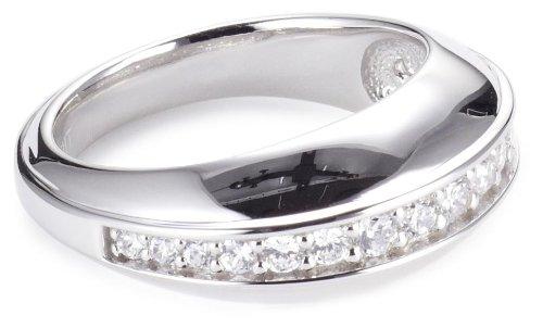 Esprit Damen-Ring Ana Sterling-Silber 925 Gr. 56 (17.8) ESRG-91274.A.18