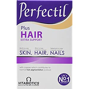 Vitabiotics Perfectil Plus Hair – 60 Tablets