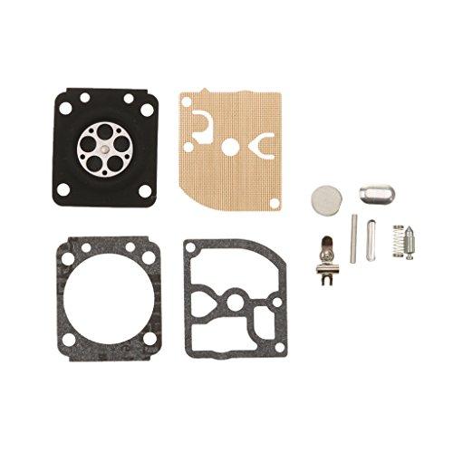 Fenteer Vergaser Reparatursatz Carb Dichtung Membran Reparatur Rebuild Kit für Zama C1Q C1Q-S54 -S63 -S63A