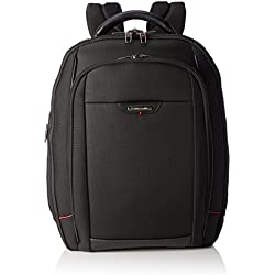 "Samsonite Pro-Dlx 4 Laptop Backpack L 16"" Maletas y trolleys, 48 cm, 27 L, Negro (Negro)"