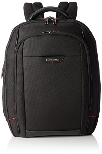 "Samsonite Pro-Dlx 4 Laptop Backpack L 16"" Maletas y trolleys, 48 cm, 27 L, Negro (Negro)"