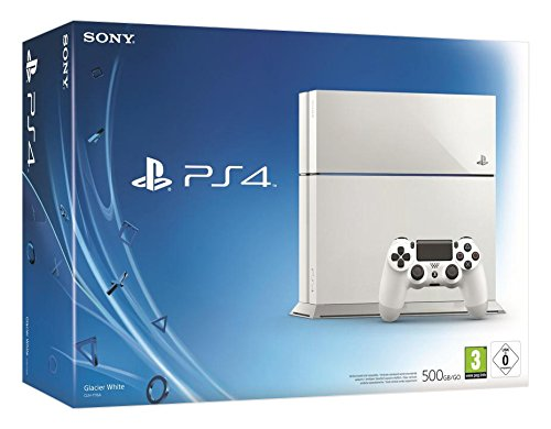 PlayStation 4 - Konsole (500GB, weiß) [CUH-1116A]