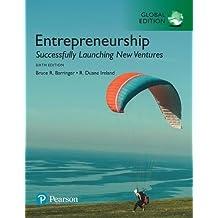 Entrepreneurship: Successfully Launching New Ventures plus Pearson MyLab Entrepreneurship with Pearson eText Global Edition