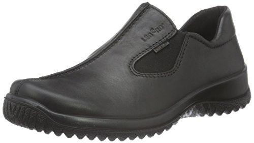 Legero Marina Zapatillas Mujer, Negro (Schwarz), 42 EU (8 UK)