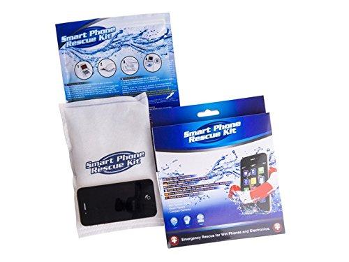 Handy-kit (Smart Phone Rescue Kit zieht Feuchtigkeit aus Smartphone, Handy etc nach Wasserschäden)