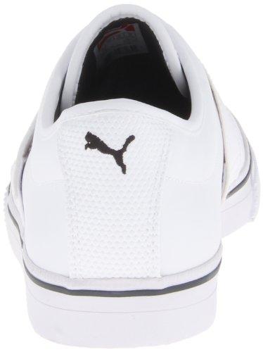 Puma El Ace Core, A collo basso uomo Bianco (bianco)