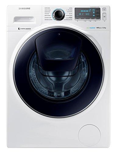 Samsung WW90K7605OW Libera installazione Caricamento frontale 9kg 1600RPM A+++-30% Bianco lavatrice