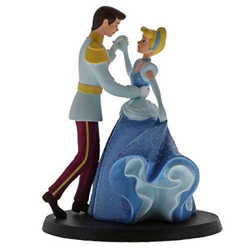 Enchanting Disney Cenicienta Decoración para Tarta de Boda