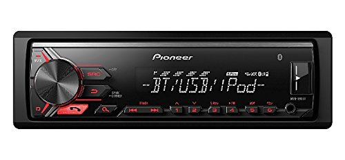 auto-radio-pioneer-usb-aux-bluetooth-ohne-laufwerk-1-din-rot-passend-fur-hyundai-sante-fe-sm-3-01-10