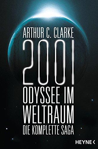 Buchseite und Rezensionen zu '2001' von Arthur C. Clarke
