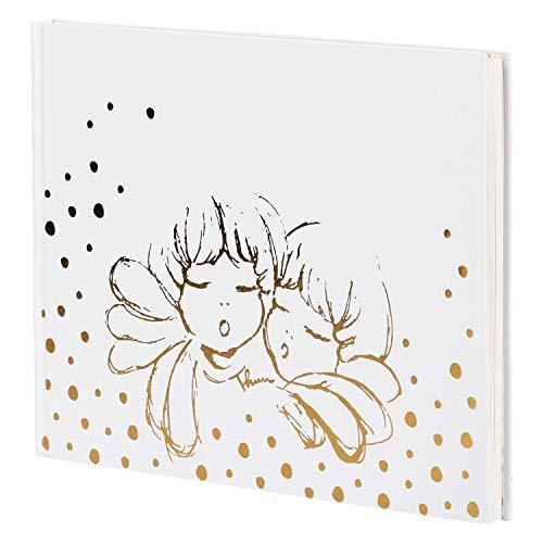 THUN  - Album - quaderno dei ricordi - Linea Angel Gold - con Stickers Ferma Foto - Carta - 30 x 21,5 cm