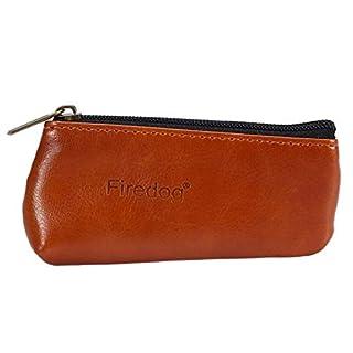 AIMADO Durable Zipper Zigarette Portable Rauchen Tabak Beutel Mini Case Bag Holder Zigarren-Zubehör