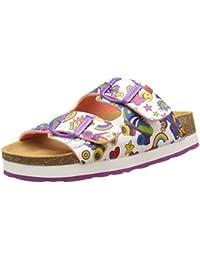 Desigual Bio 6 Ro, Heels Sandals para Niñas