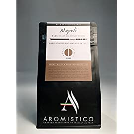 AROMISTICO COFFEE Napoli Selection Blend – BEANS