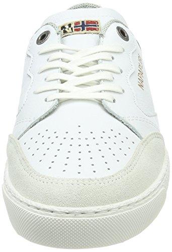 NAPAPIJRI FOOTWEAR Herren Sirola Sneaker Weiß (White)