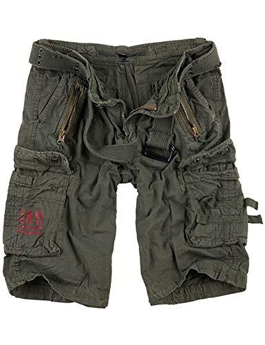 Surplus Blu Reale Pantaloncini Cargo-uomo - Royalgreen, Uomo, L