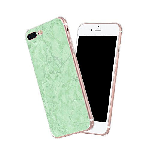 iPhone 7 Puls Custodia Marmo TPU Gel Silicone Protettivo Skin Custodia Protettiva Shell Case Cover Per Apple iPhone 7 Puls (5,5) (2) 7